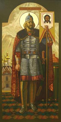 Великие люди Руси Княгиня Ольга Князь Александр Невский  Князь Александр Невский